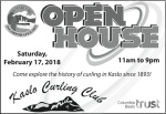 2018 Kaslo 125 Open House Ad