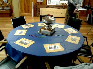 2018 Kaslo 125 Open House - Name That Curler Table