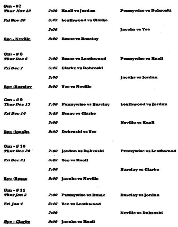 2018 curling schedule_2